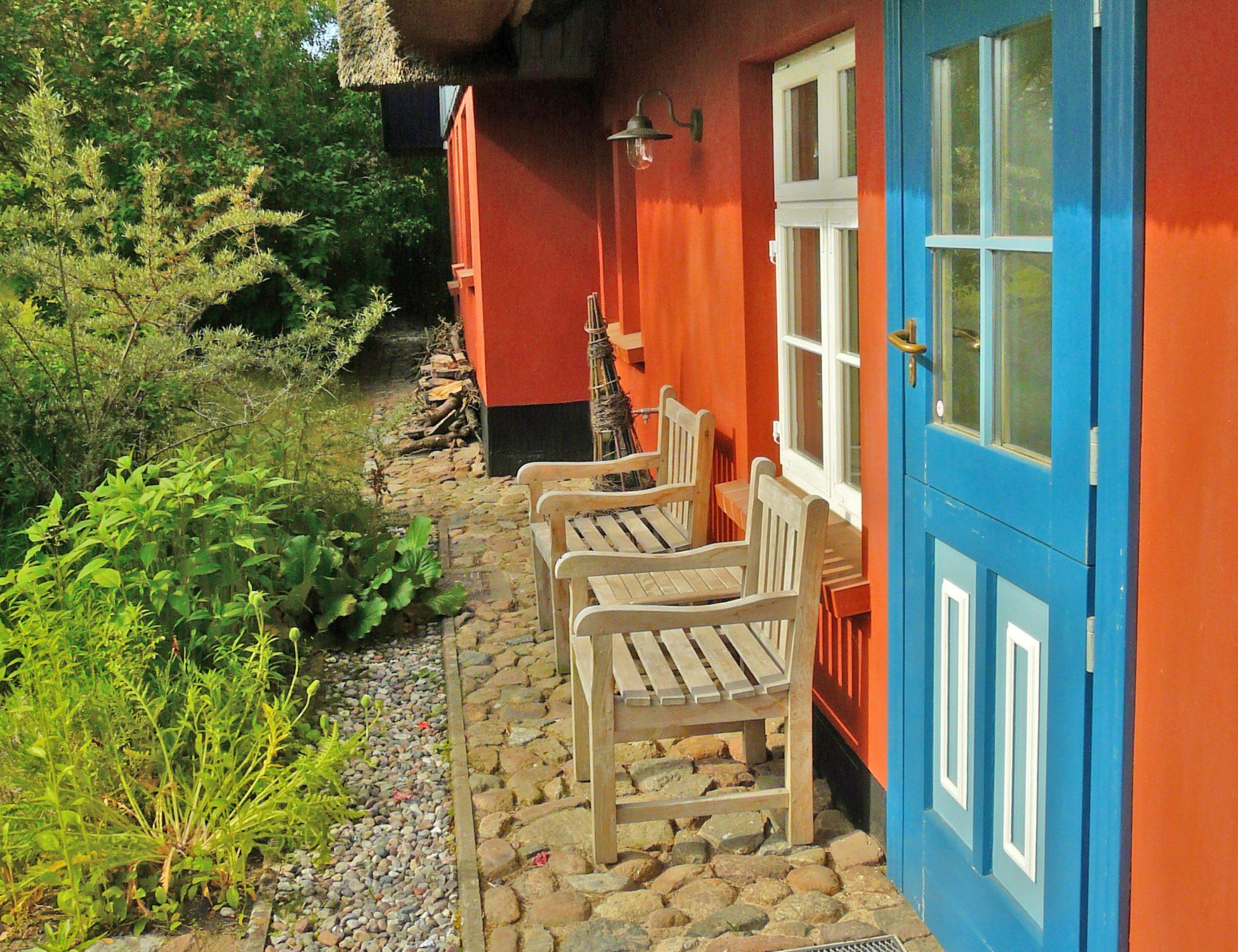 Ferienwohnung Gartenwohnung Wieck Darss