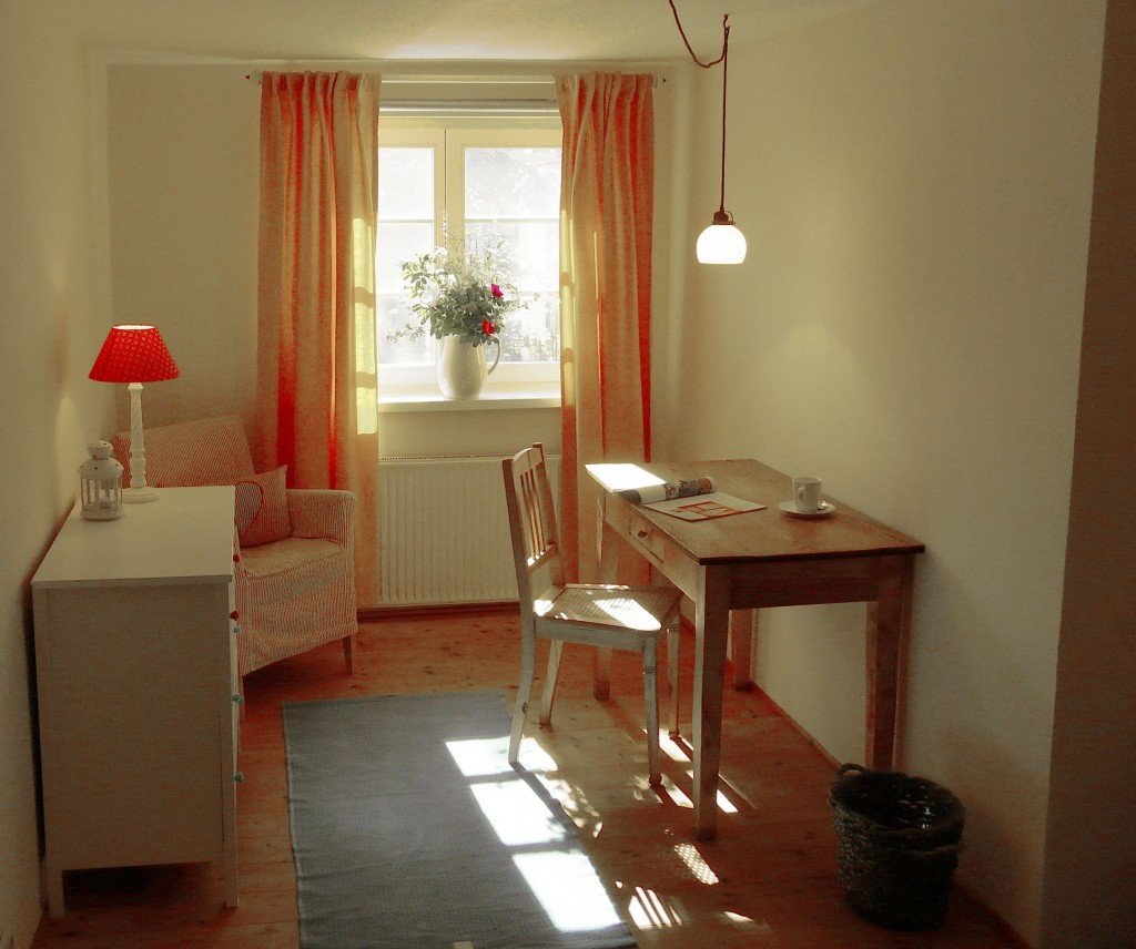 Wohn-Schlaf-Zimmer 1