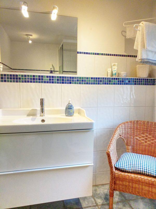 Bad in der grossen Wohnung